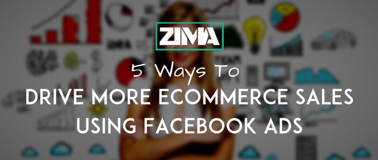Ecommerce Sales Using Facebook Ads
