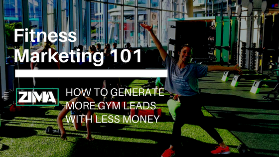 Fitness Marketing 101
