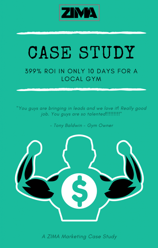 fitness marketing case study