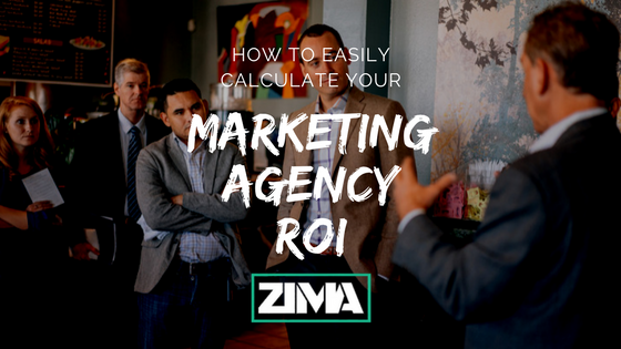 marketing agency ROI