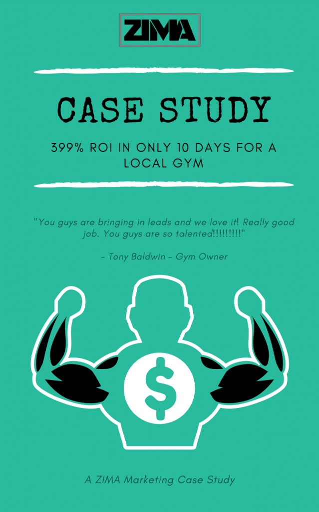 gym marketing case study